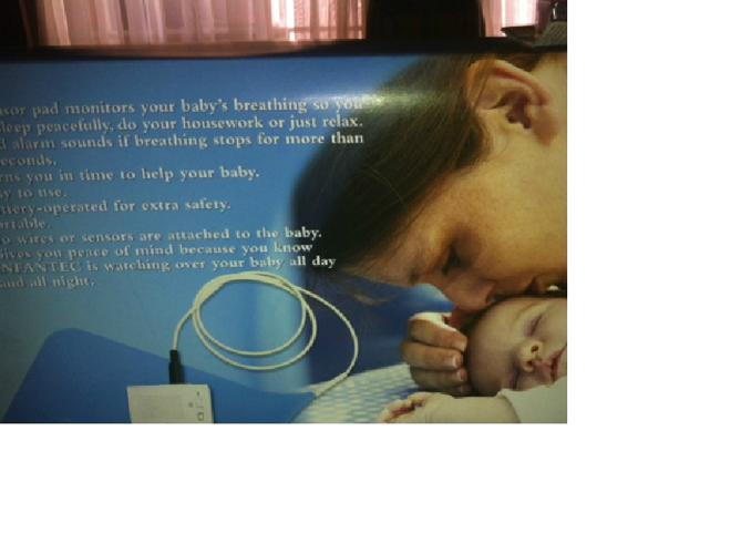 infantec baby breathing monitor for sale in pretoria gauteng classified. Black Bedroom Furniture Sets. Home Design Ideas