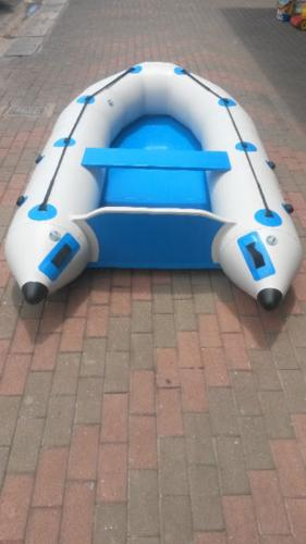 Inflatable rubberduck boat.2.8m,brand new.