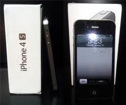 Iphone 4s 16g black brand new