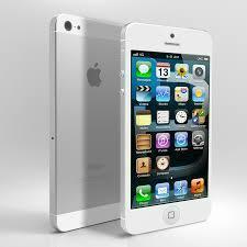 iPhone 5 16 GIG White