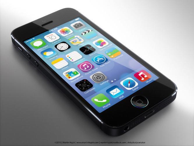 iPhone 5S 16GB Brand new!