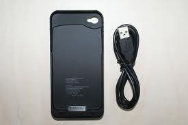 iPhone - Power Charger External Battery Case