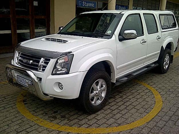 Isuzu D  Cab Kb 300 Lx D  Teq For Sale In Nigel  Gauteng