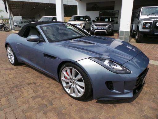 Jaguar F-Type convertible S (R 1048500.00)