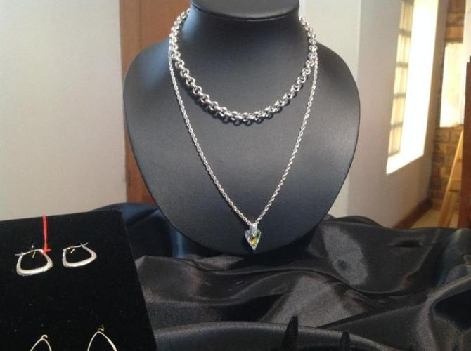 Jewellery for sale!!Startup stock and display