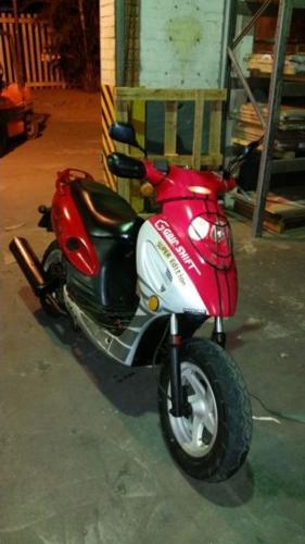 Jonway 125cc