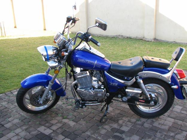JONWAY LAGUNA 250 cc CRUISER