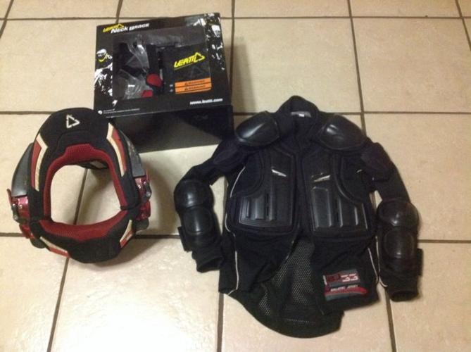 Junior MX kit