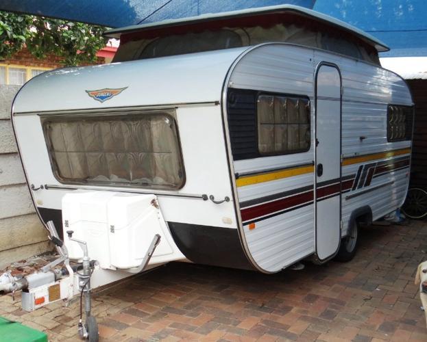 Jurgens 1984 Caravan