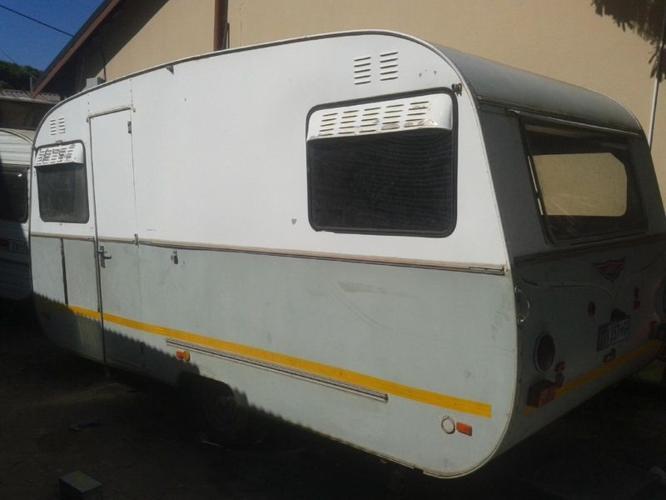 Jurgens Caravan ideal for contractor,rental or shop for Sale