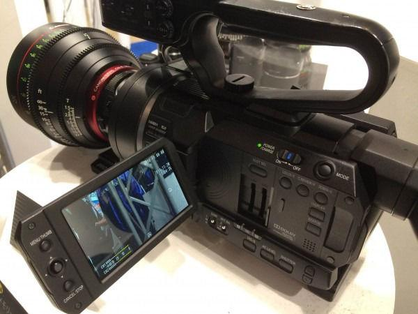 JVC GY-HM200 4K For Sale