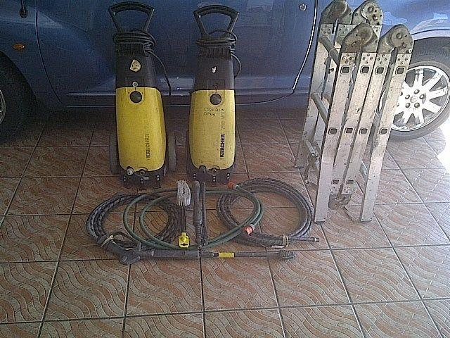 Karcher Roof Cleaning Equipment