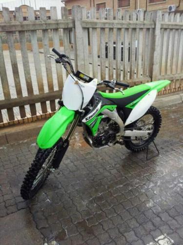 KX 450 Ffuel injected late 2011 model in Pretoria, Gauteng for sale