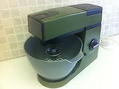 Kenwood Chef Classic style in radiant colours