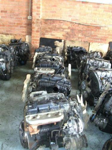 Kia K2700 Bakkie engine