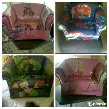 Fabulous Kiddies Couches Sofas Brand New For Sale In Johannesburg Bralicious Painted Fabric Chair Ideas Braliciousco