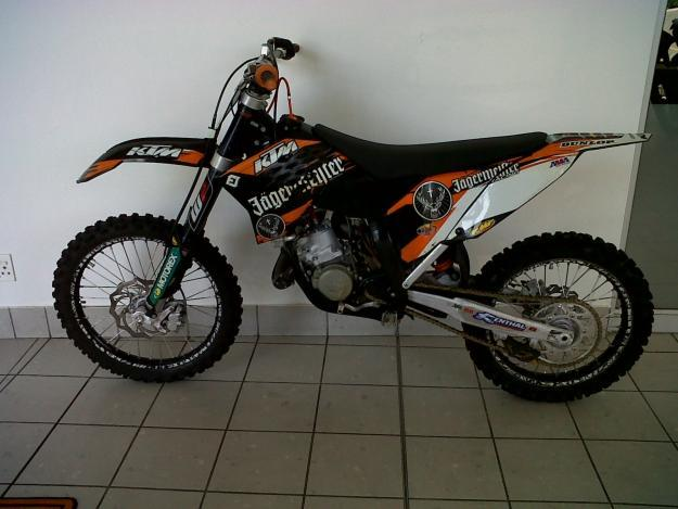 KTM 125 SX 2007 for Sale in Johannesburg, Gauteng Classified