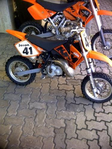 KTM 50 SX for sale @ BF MOTORCYCLES - KNYSNA - R12000 for