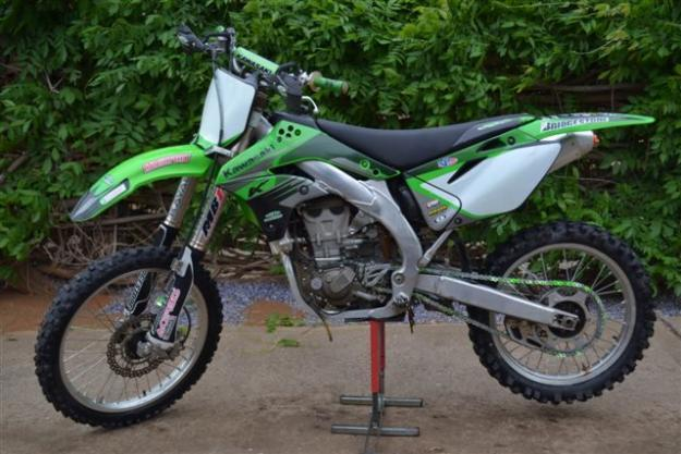 KX450F 2008