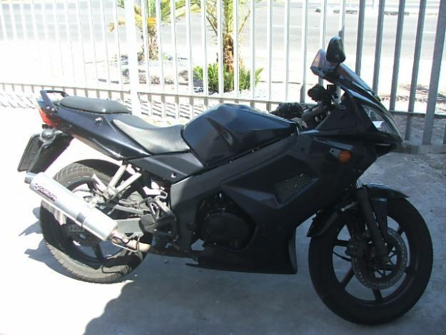 kymco quannon 125 for sale in cape town western cape classified. Black Bedroom Furniture Sets. Home Design Ideas