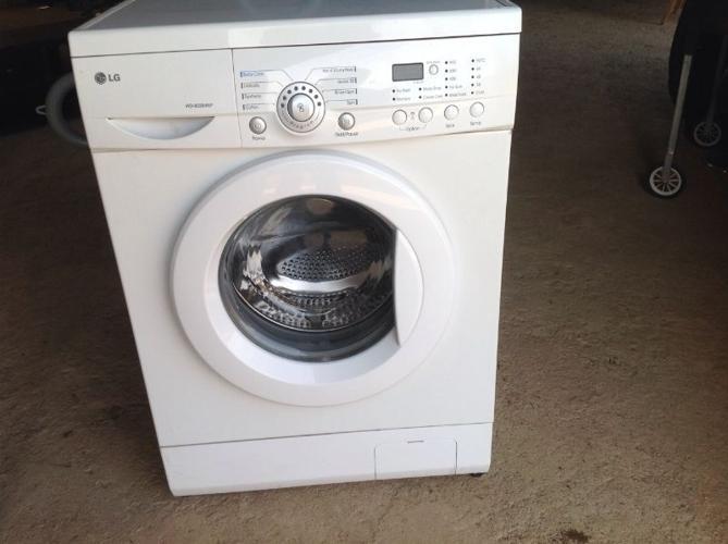 estate brand washing machine