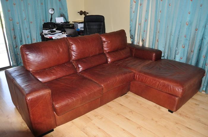 shaped leather sofa for sale for sale in benoni gauteng classified