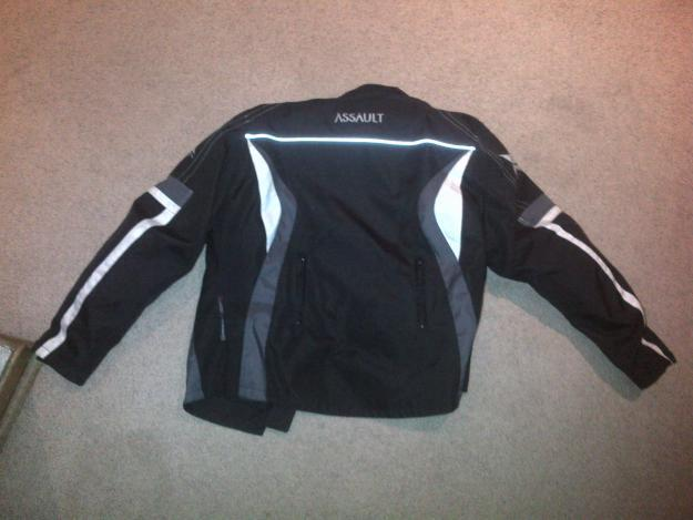 Ladies Assault Jacket