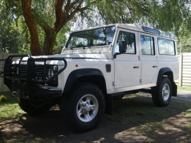 Land Rover Defender 110 2 8 Petrol 1997 For Sale In