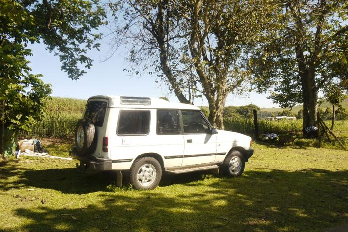 Landrover Discovery TDi - no engine