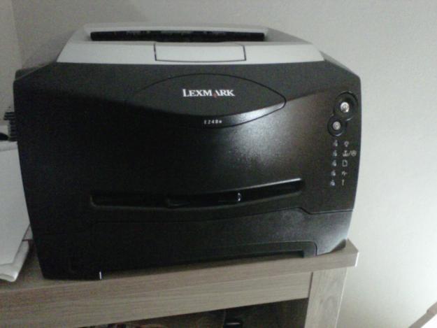 Laser Printer, Lexmark E240n