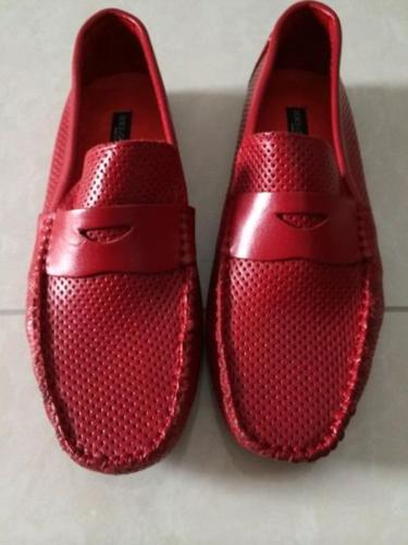 Latest Dolce Gabbana Full Leather Loafers