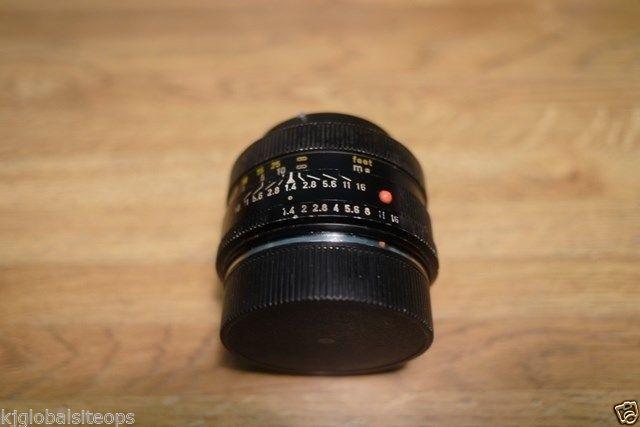 Leica 50mm f1.4 summilux-R, 2 Cam version
