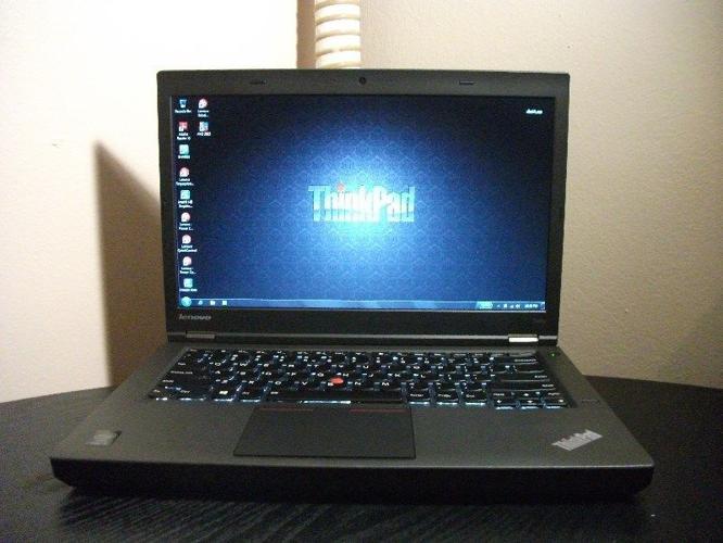 Lenovo ThinkPad T440p Laptop,4th gen i5,8GB ram,500 SCSI HDD