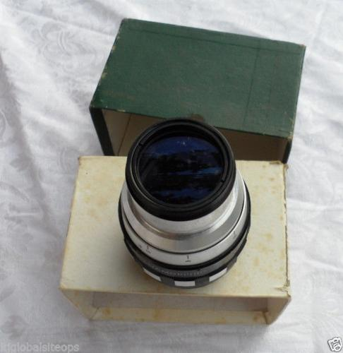 Lense. Anamorphic. Gallo - Fox 16 C No. 40984.