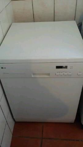 LG 3 in 1 dishwasher for sale