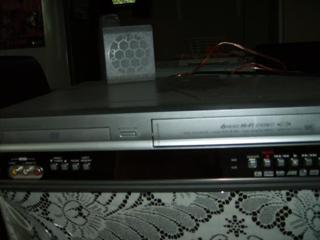 LG HOME CINEMA SYSTEM dvd/cd/vcr receiver /radio combo