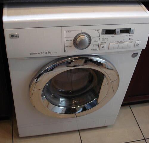 LG Washer/Dryer Combo WD-12331AD