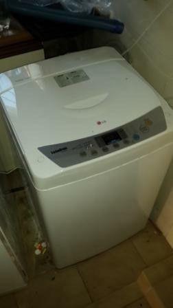 LG Washing Machine 7kg Toploader for sale - R700