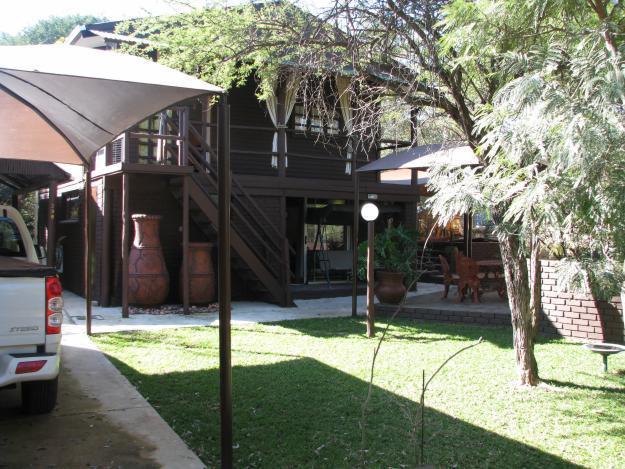 Log Brick Bush House For Sale In Thabazimbi Limpopo