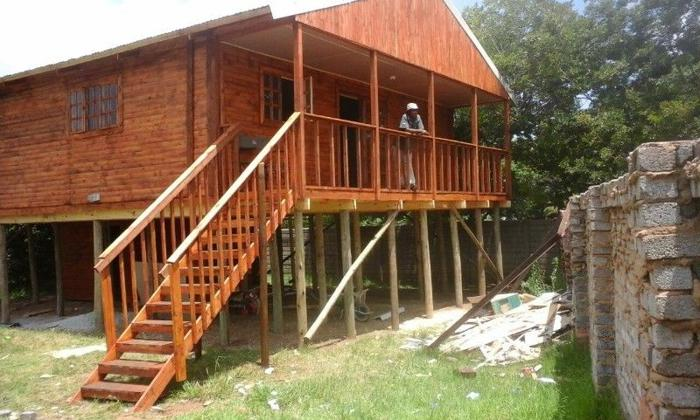 log homes and wendys for sale
