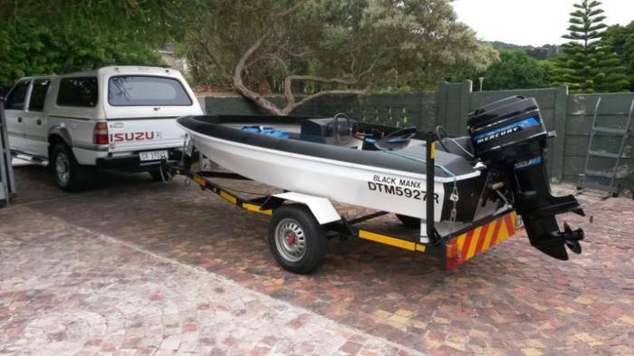 Malibu fisherman sport boat Bargain