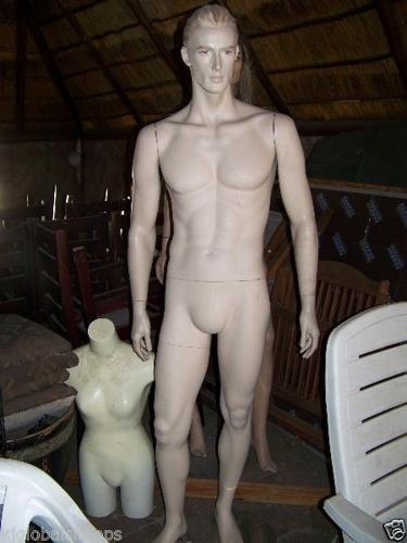 mannequins x 2