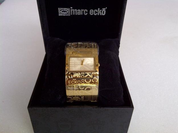 Marc Ecko ladies watch (Gold )