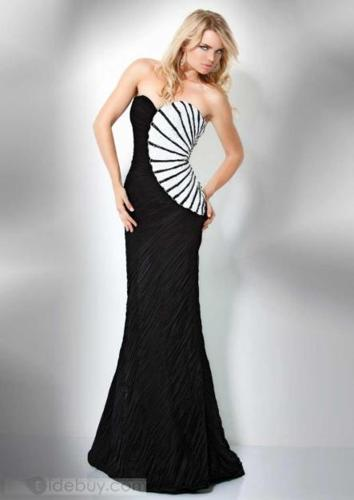 White Evening Dresses for Women
