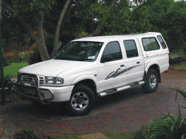 Mazda drifter 2 5d bakkie for sale in george western for South motors mazda service