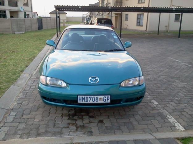 Mazda MX6 1996