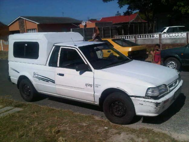 Mazda Rustler 1600 Good Driving Condition, Licence and