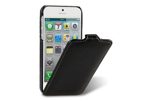 Melko leather flip cases for iphone 5