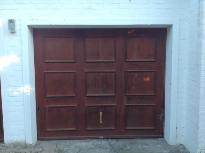 MERANTI TIP UP GARAGE DOORS