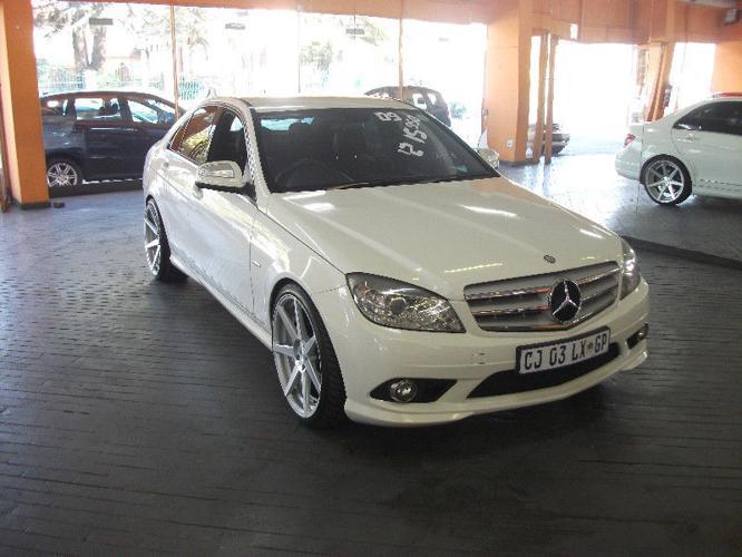 Mercedes Benz C220 CDi AMG!!!!